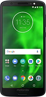 Moto G6 (Indigo Black, 4GB RAM, 64GB Storage)
