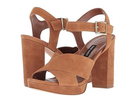 Nine WestJimar Platform Block Heel Sandal kDXSRa