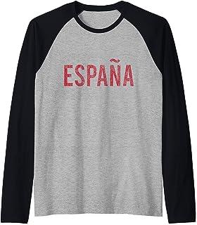 Spain Espana Manche Raglan