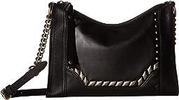 Melissa Diamond Stud Zip Crossbody