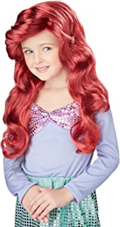 Little Mermaid Girls Costume Wig - Child Std.