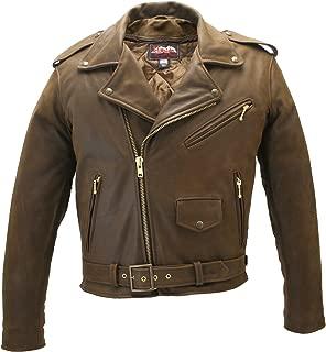 Men's Classic Vintage Leather Jacket