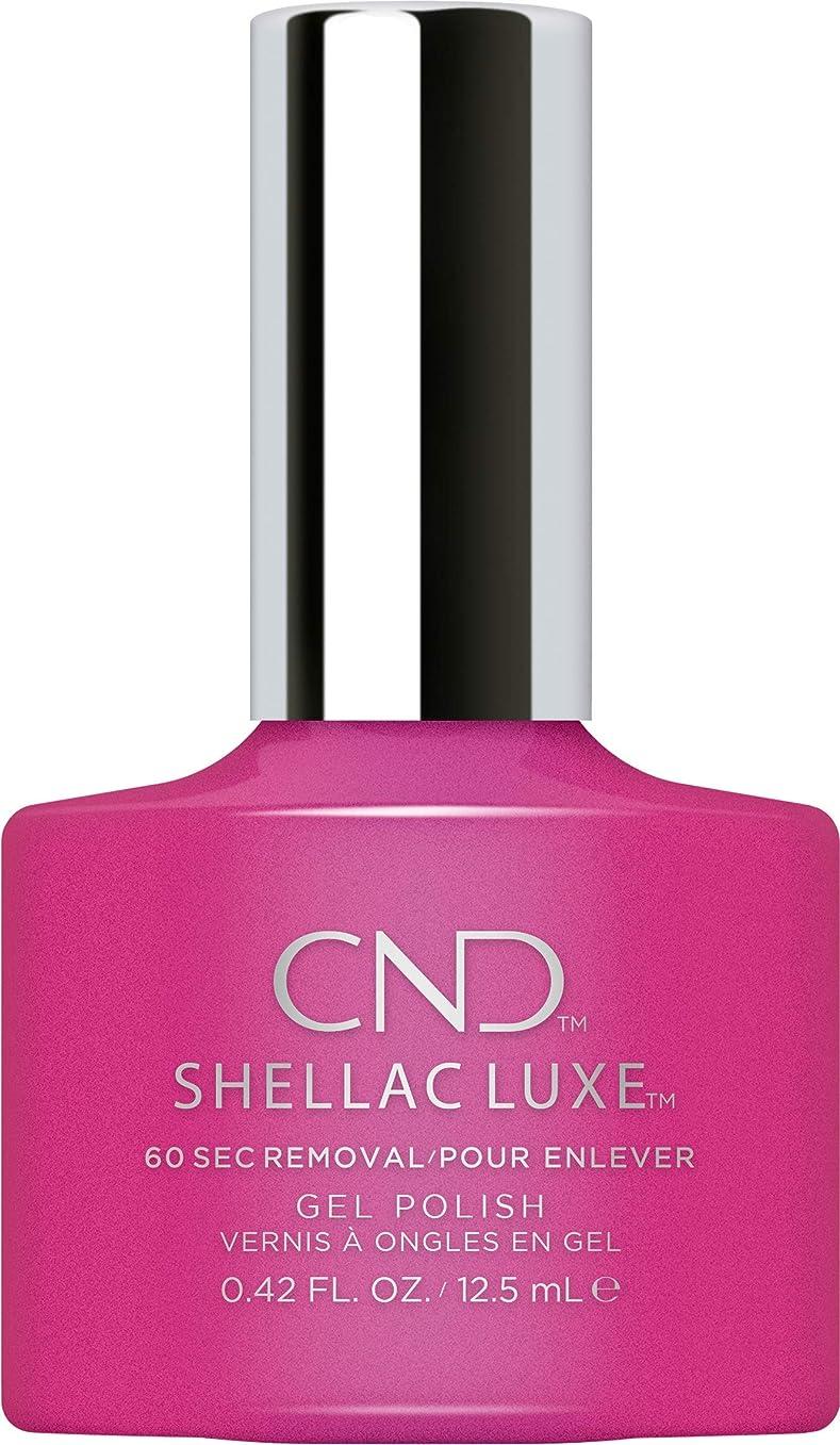 スイッチホイップ放つCND Shellac Luxe - Tutti Frutti - 12.5 ml / 0.42 oz