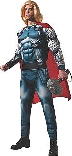 Rubie's Men's Marvel Classic Adult Deluxe Thor Costume, Multi
