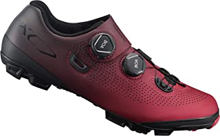 SH-XC701 LSG Series Off-Road Racing; XC Race; Cycling Bicycle Shoes; Red; 43