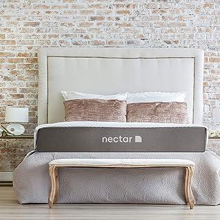 Nectar Colchón Individual + 2 Almohadas Premium - Memory Fo