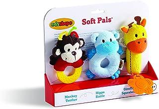 Edushape Soft Pals, 3 Piece
