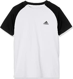 Adidas Boy's B CLUB T-Shirt (Short Sleeve)