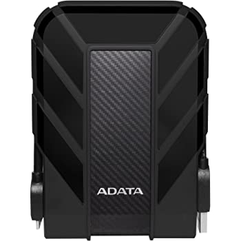 ADATA HD710 Pro 1TB External Hard Drive (Black)