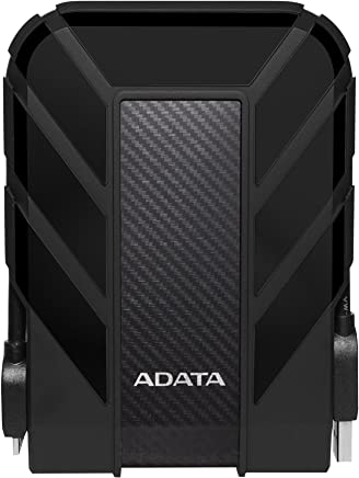 "ADATA AHD710P-1TU31-CBK Disco Duro Externo 1000GB, Micro-USB 3.0, 2.5"", Color Negro"