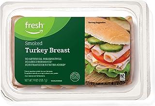 Fresh Brand – Sliced Smoked Turkey Breast, 9 oz