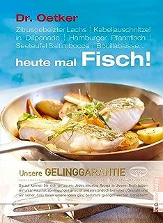 Heute mal Fisch (German Edition)