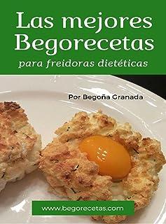 Las mejores Begorecetas para freidoras dietéticas: Todas