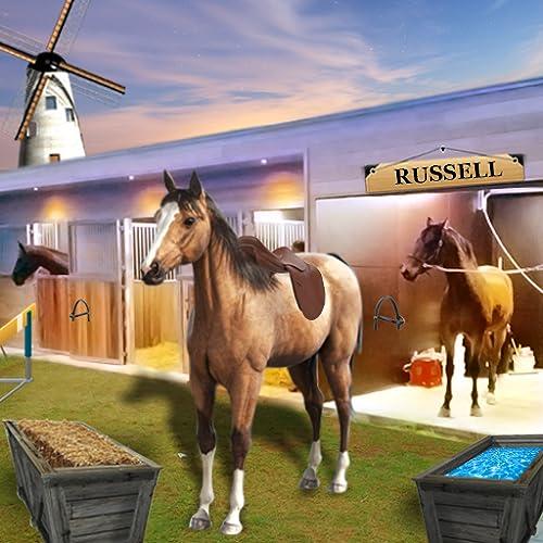 My horse hotel resorts : train & care horses