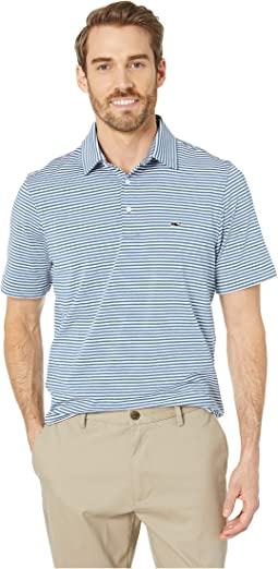 Heathered Winstead Sankaty Polo