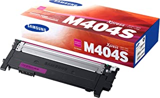 Samsung CLT-M404S Toner Cartridge Magenta for Xpress C430W, C480FW, SS230G#BGJ, SS256H#BGJ