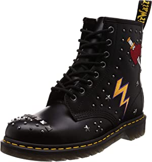 mens rock boots uk