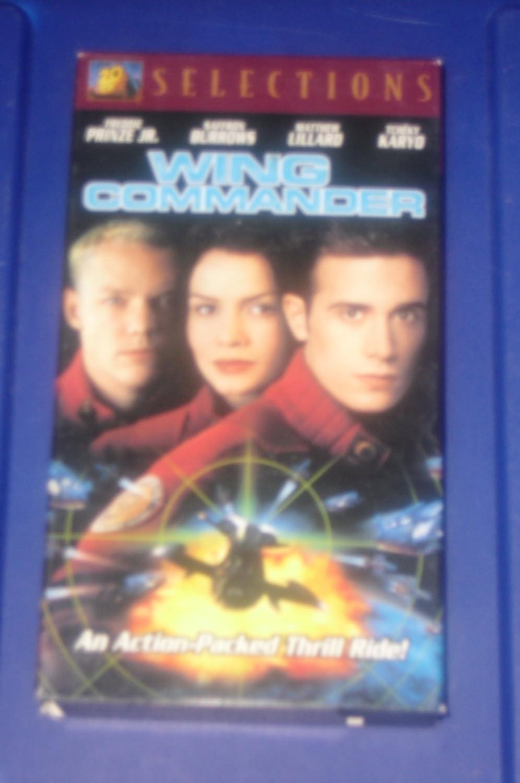 WING COMMANDER - VHS