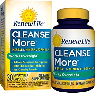 herbal colon cleanse by Renew Life