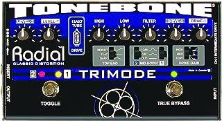 Tonebone Trimode - Interruptor para efectos de guitarra, color negro