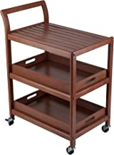 Best serving carts on wheels Reviews