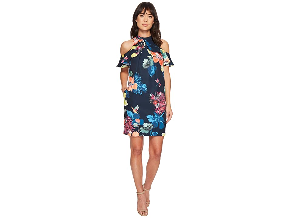 Trina Turk Amado Dress (Indigo) Women