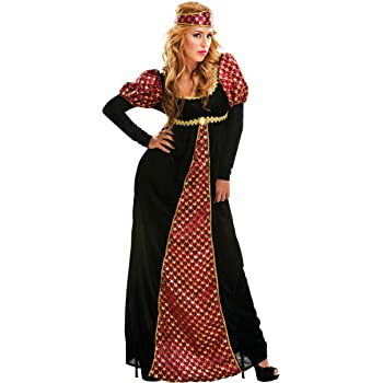 My Other Me Me-201246 Disfraz de princesa medieval para mujer, M-L ...