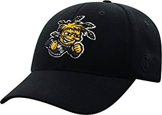 wichita state shockers fitted hat