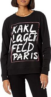 Karl Lagerfeld Paris Women's Grafitti Sweatshirt