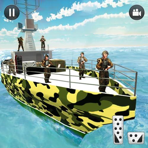 UNS Militär Transport: Kreuzfahrt Schiff Simulator