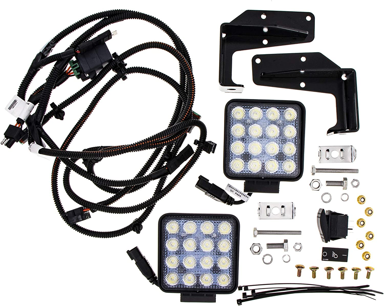 Translated Exmark 135-7076 Cheap mail order shopping LED Kit Work Lights