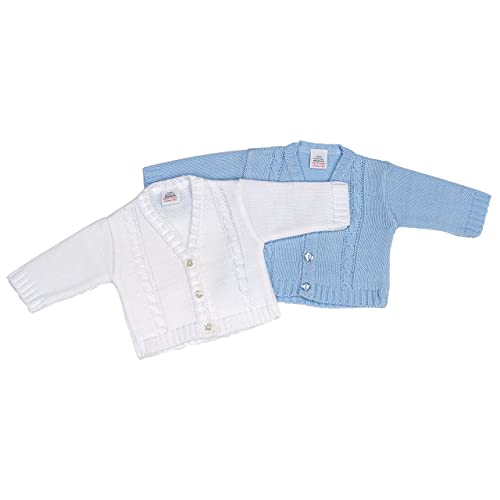 0ae62bb577dd Baby Knitted Cardigans  Amazon.co.uk