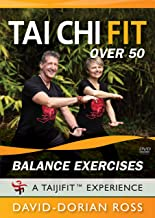 Tai Chi Fit Over 50 BALANCE EXERCISES (to Prevent Falls) DVD David-Dorian Ross **BESTSELLER** 2019
