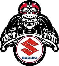 Leg Shields. Helmets use on Motorbikes 60MM MOTO GUZZI OLD SCHOOL CAFE RACER STICKER Scooters