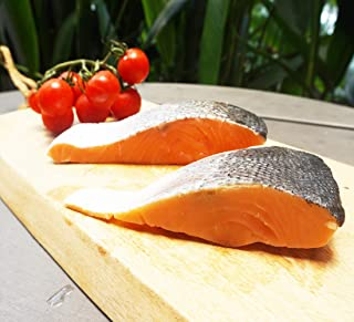 Catch Seafood Salmon Portion, 150g (Pack of 3) - Frozen