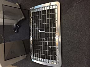 Volvo VN VNL All Chrome Grill Semi Truck Grille Replacement 2004+ with BUG SCREEN
