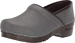 Adaptable Dansko Xp Black Leather Comfort Clogs Size 9.5-10 M At Any Cost 40