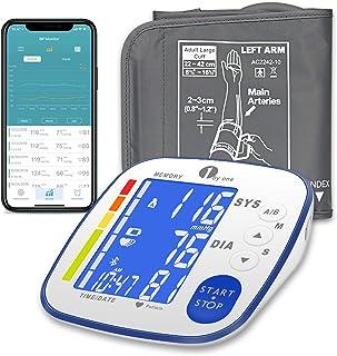 Monitor de presión arterial Bluetooth para el brazo