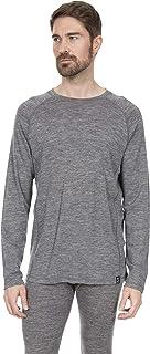DLX Men's Wexler Antibacterial Long-sleeved Baselayer Top