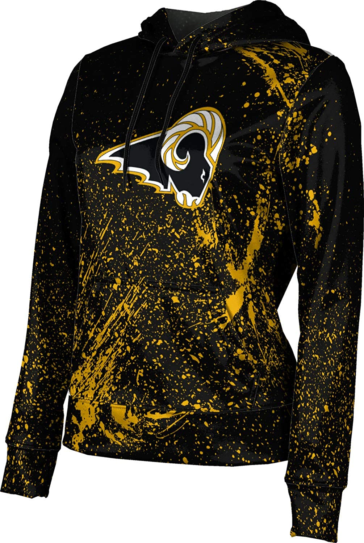 ProSphere Southeast Polk High School Girls' Pullover Hoodie, School Spirit Sweatshirt (Splatter)