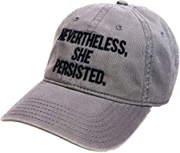 she persisted hat