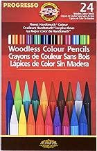 Best koh i noor woodless pencils Reviews