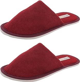 Travelkhushi Unisex House Slippers - Pack of 2