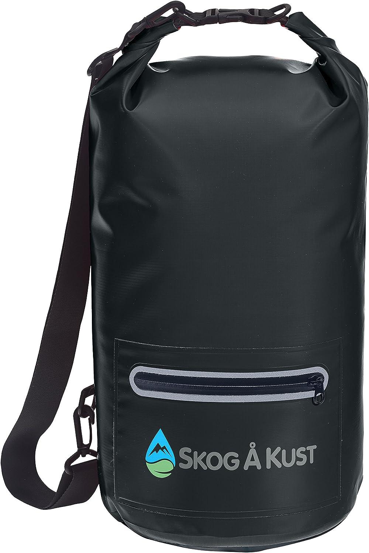 Sak Gear QAGU21YCBG DrySak, 20 Liter Black, One Size