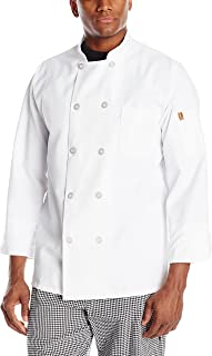 Men's Rk Ten Pearl Button Chef Coat