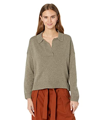 Madewell Polo Henley Pullover