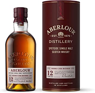 Aberlour 12 Years Old Double Cask, 1er Pack 1 x 700 ml