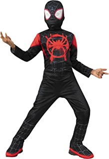 Costume Miles Morales Spider Man Into The Spider Verse Child Costume