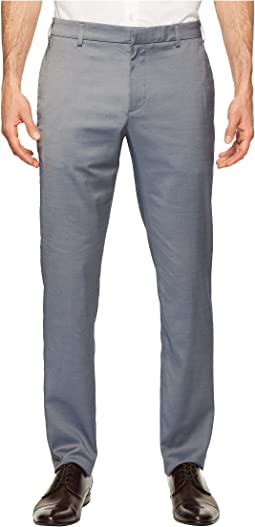 Perry Ellis Portfolio - Very Slim Fit Iridescent Pants