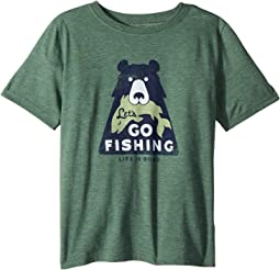 Let's Go Fishing Cool T-Shirt (Little Kids/Big Kids)